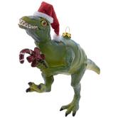 Velociraptor Ornament