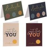 Mini Yarn Gift Cards