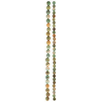 Turquoise Dyed Stone Bead Strands