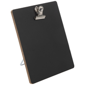 Black Clipboards With Stands