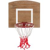 Basketball Goal Wood Wall Decor