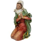 Mary Nativity Statue