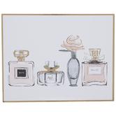 Fashion Perfume Wood Wall Decor