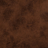 Brown Saddle Faux Leather Fabric