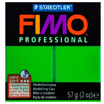 Sap Green Fimo Professional Modeling Clay