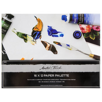 Palette Paper Pad