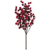Red Berry Bush