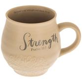 Psalm 28:7 Mug