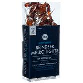 Reindeer Mini LED Lights