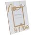 Gold Mr & Mrs Wood Frame - 5