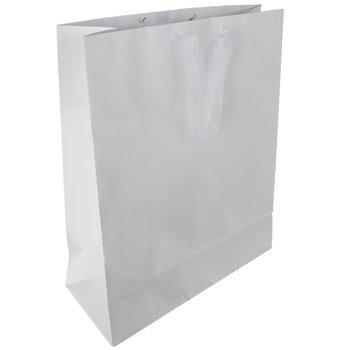 White Gift Bag - Jumbo