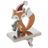 Fox Stocking Holder