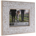 Whitewash Gnarled Wood Look Frame - 7