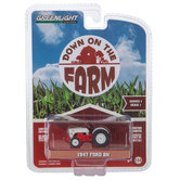 Down On The Farm Model Tractor
