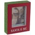 Santa & Me Wood Frame - 2