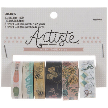 Bees & Sewing Washi Tape