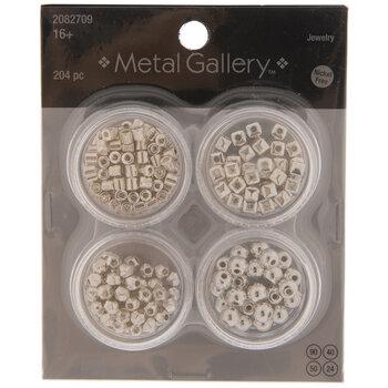 Assorted Metal Beads