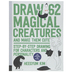 Draw 62 Magical Creatures & Make Them Cute