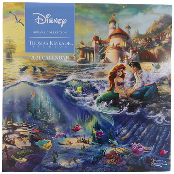 Thomas Kinkade Disney Dreams Calendar