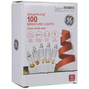 Clear Mini Lights