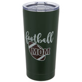 Football Mom Metal Cup