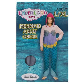 Mermaid Adult Union Suit - Large/Extra Large