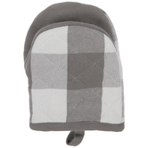 Buffalo Check Mini Oven Mitt