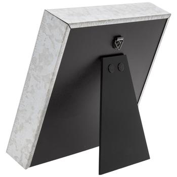 "Galvanized Metal Box Frame - 4"" x 4"""