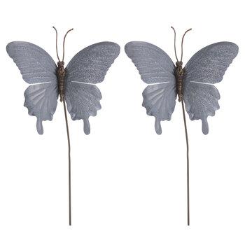 Metallic Butterfly Picks