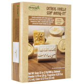 Oatmeal Vanilla Soap Making Kit