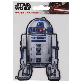 R2-D2 Iron-On Applique