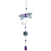 Dragonfly Mobile With Bell