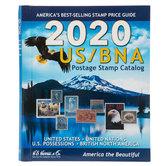 2020 US/BNA Postage Stamp Catalog
