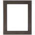 Espresso Wormwood Open Frame - 11
