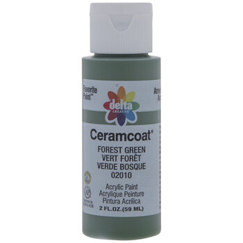 Forest Green Ceramcoat Acrylic Paint