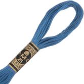 3765 Very Dark Peacock Blue DMC Cotton Embroidery Floss