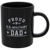 Proud US Military Dad Mug