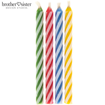 Relighting Spiral Birthday Candles