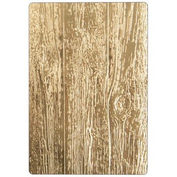 Lumber Texture Fades Embossing Folder