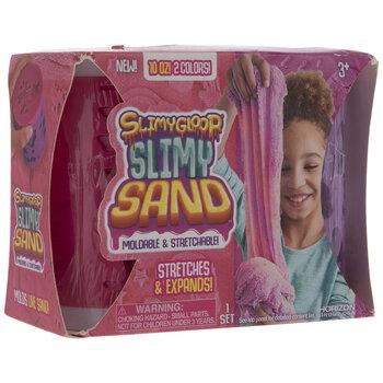 Ice Cream & Mystic Slimy Gloop Slimy Sand & Molds