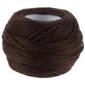 938 Ultra Dark Coffee DMC Pearl Cotton Thread - Size 5