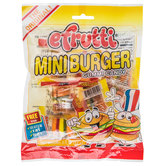 Gummi Mini Burger Candies