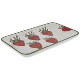 Strawberry Rectangle Tray