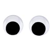 Paste-On Wiggle Eyes - 23mm