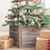 Barnwood Box Tree Collar
