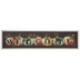 Green & Orange Welcome Pumpkins Wood Wall Decor