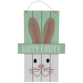 Hello Spring & Happy Easter Wood Wall Decor