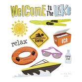 Lake Stickers