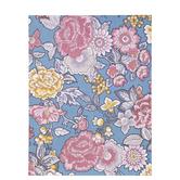 "Antique Floral Scrapbook Paper - 8 1/2"" x 11"""