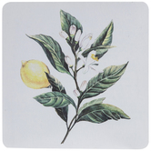 Lemon Branch Wood Decor